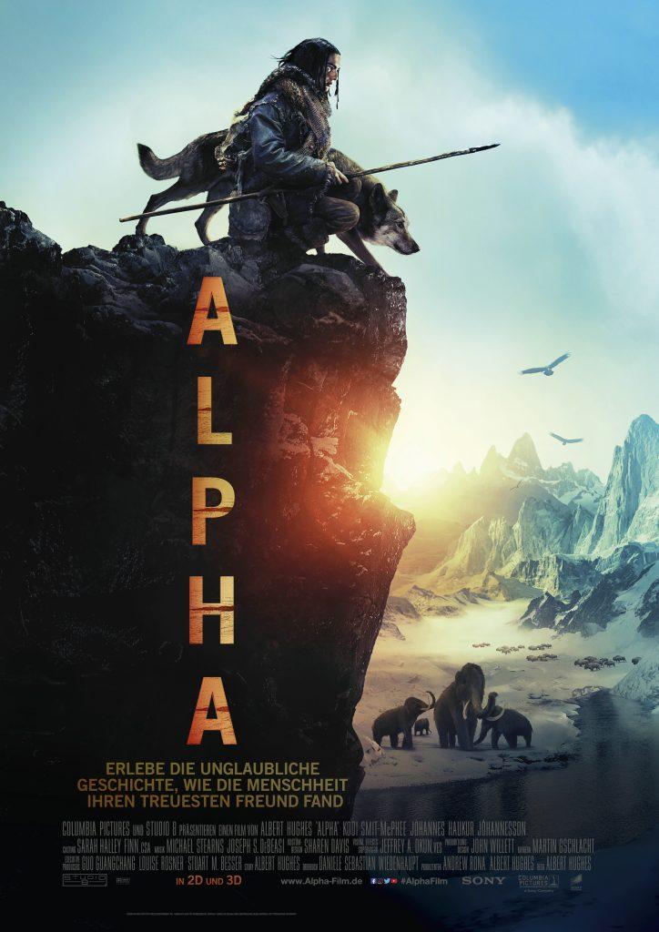 """Filmplakat zu """"Alpha"""""""