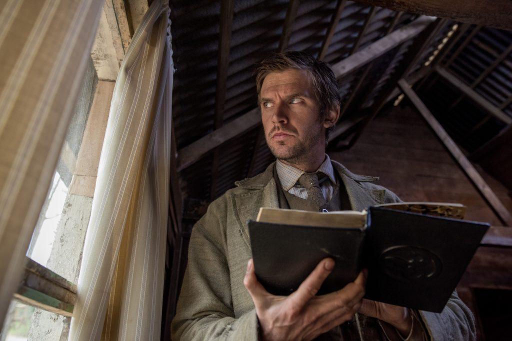 Dan Stevens hat in Apostle wenig zum Lachen.© Netflix
