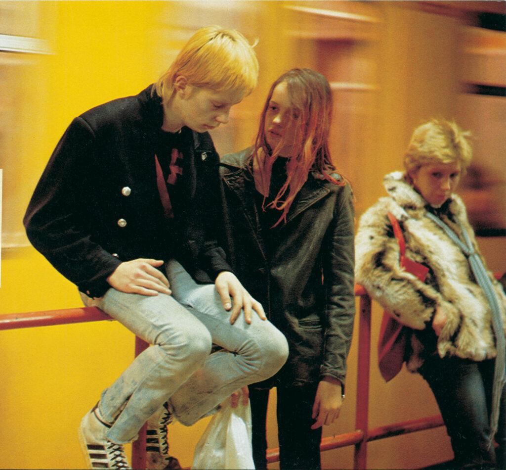 Christiane F. und ihre Freunde hängen am Bahnsteig ab - Neu bei Prime im Februar 2021