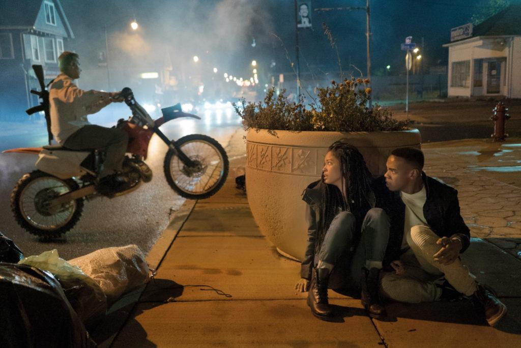 Auf den Straßen herrscht Chaos während The First Purge - Neu bei Prime im März 2020
