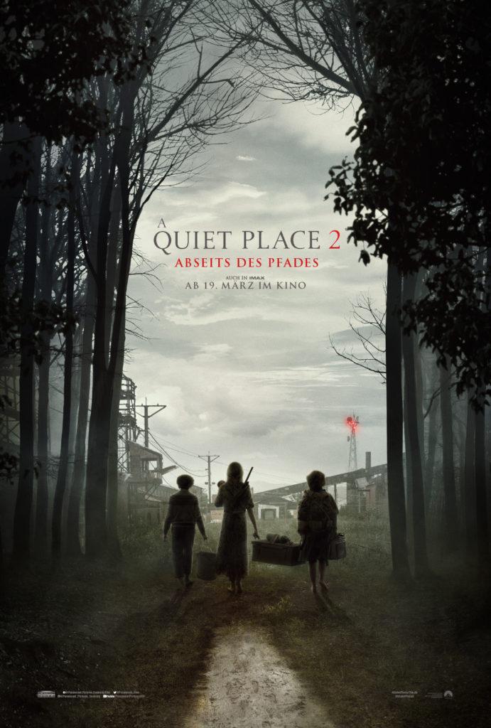 Kinoplakat zu A Quiet Place 2