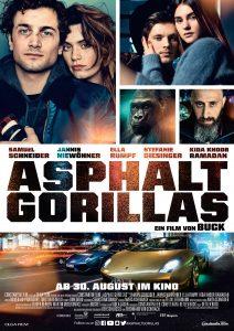 "Filmplakat zu ""Asphaltgorillas"" © Constantin Film"