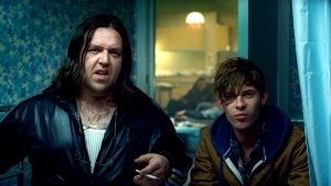 Attack the Block mit Nick Frost aus 2011. ©Capelight Pictures