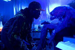 Attack the Block mit John Boyega aus 2011. ©Capelight Pictures