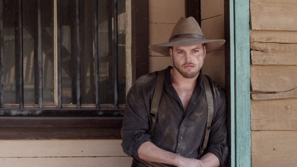 Aaron Marciniak als Jake Struthers, Jesses Bruder ©Tiberius Film