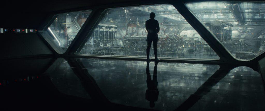 Adam Driver in Star Wars - Die letzten Jedi von 2017