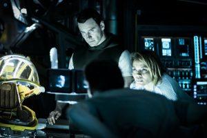 Das Innere des Raumschiff in Alien Covenant