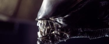 Eine Nahaufnahme des titelgebenden Aliens in Alien – Das unheimliche Wesen aus einer fremden Welt