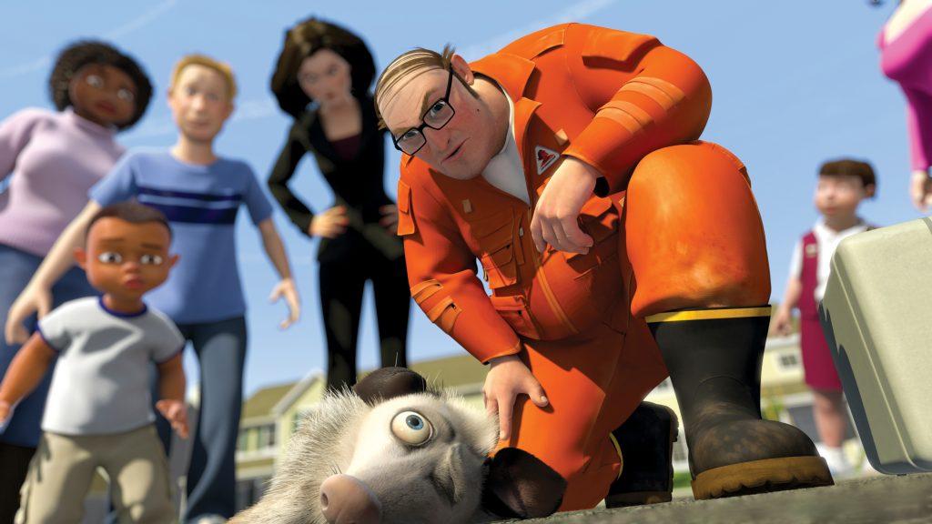 Allerlei Gefahren lauern auf die putzige Truppe © Universal Pictures