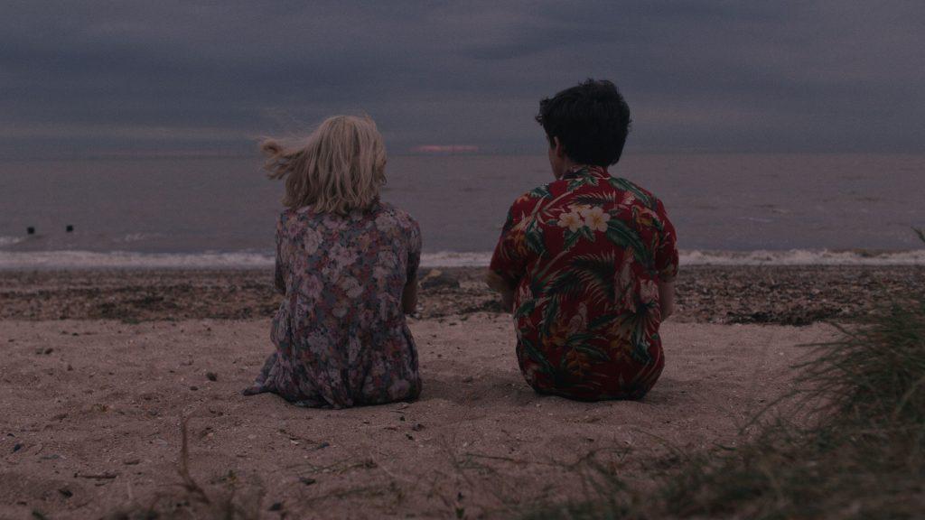 """Alyssa und James in """"The End of the F***ing World"""" ©Netflix"""