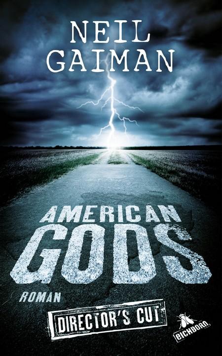 American Gods - Alle Bildrechte liegen beim Verlag Bastei Lübbe.