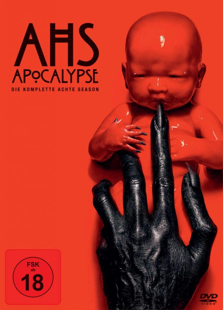 Cover von American Horror Story: Apocalypse