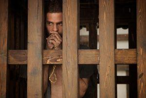 Andrew Garfield eingesperrt in Silence