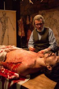 """Jetzt wird's ernst für Wallace in """"Tusk"""" © Capelight Pictures"""