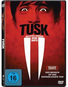 "Cover der DVD von ""Tusk"" © Capelight Pictures"