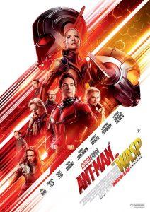 """Offizielles Filmplakat zu """"Ant-Man and the Wasp"""" © Walt Disney"""