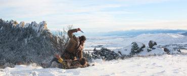 Hollis und Everett kämpfen im Schnee, Any Bullet Will Do