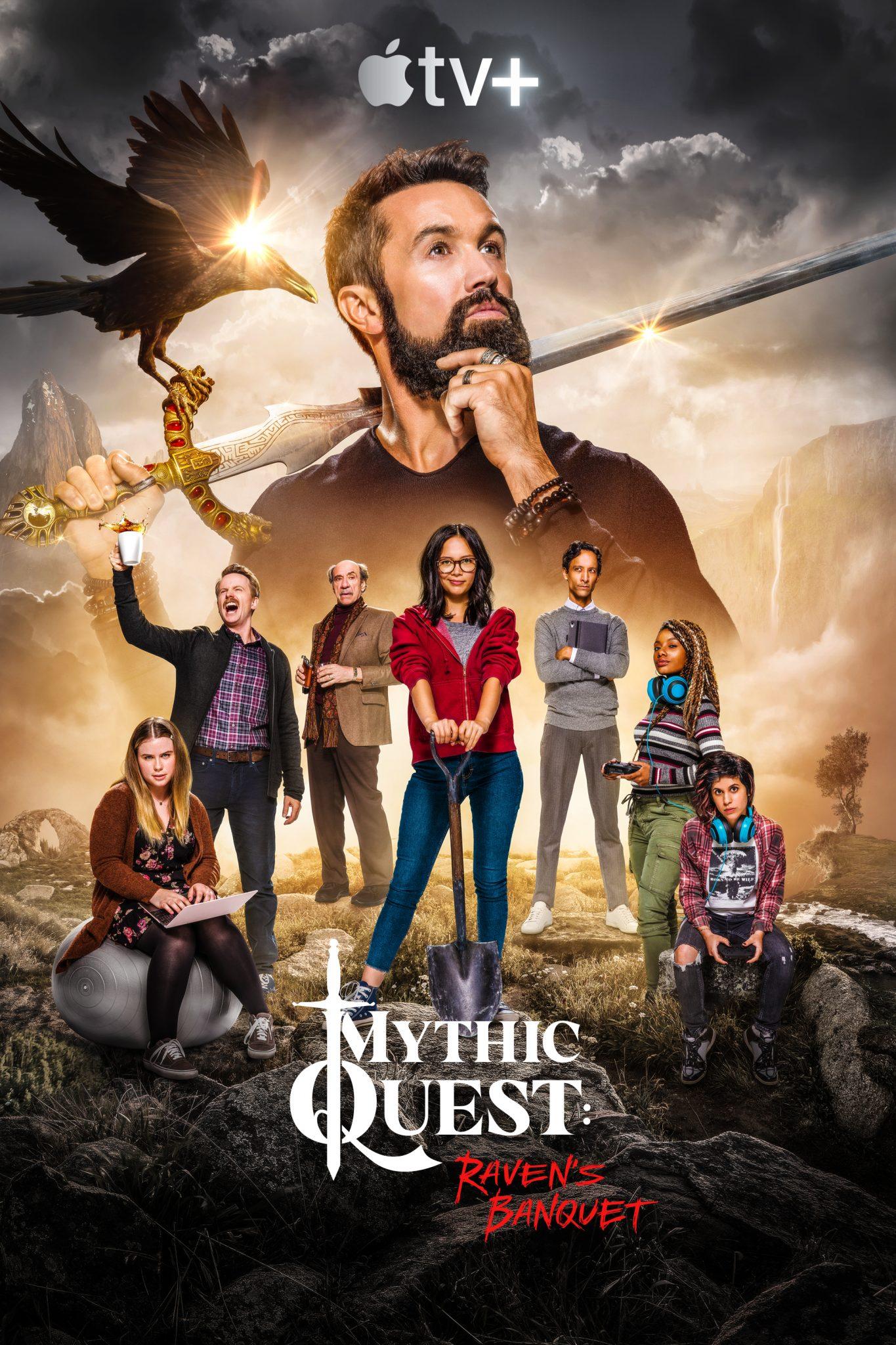 Serien 2020 - Die Neustarts: Mythic Quest - Raven's Banquet auf Apple TV+