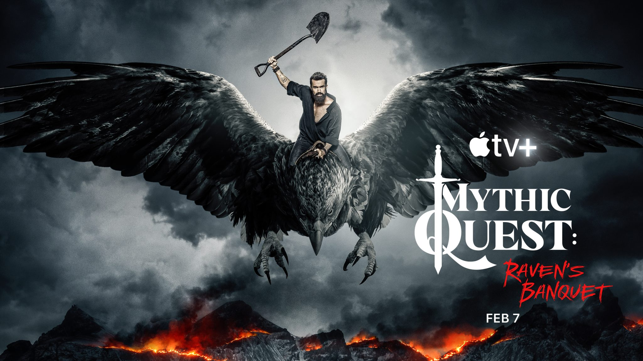 Mythic Quest auf Apple TV+