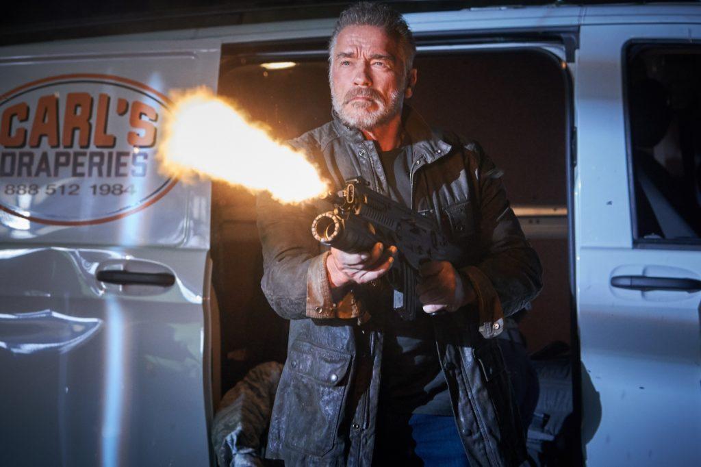 Arnold Schwarzenegger kehr mal wieder zuürck in Terminator: Dark Fate © 2019 Twentieth Century Fox