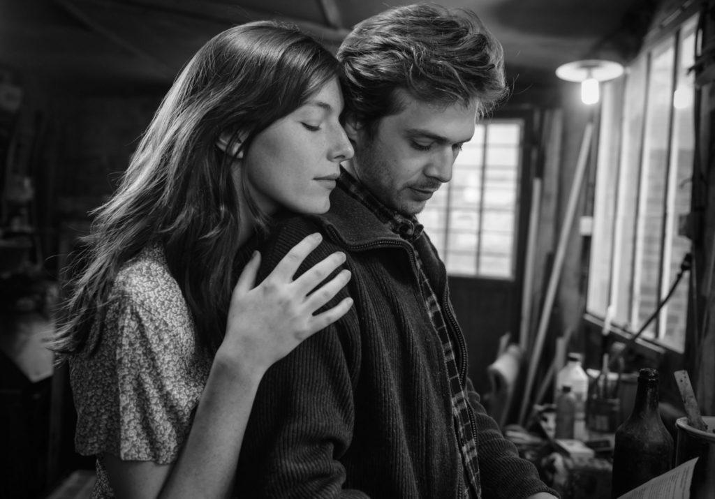 Genevieve und Luc in Le sel des larmes