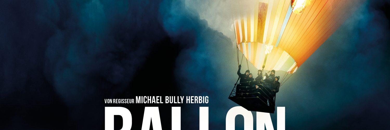 """Filmplakat zu """"Ballon"""" © StudioCanal"""