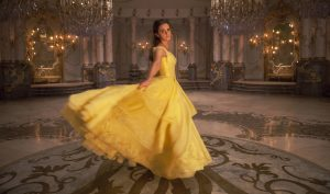 Emma Watson as Belle in Disney's Beauty and the beast, a live-action adaptation of the studio's classic animated film. ©The Walt Disney Company Germany GmbH