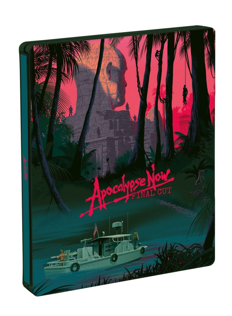 Offizielles Steelbook zu Apocalypse Now