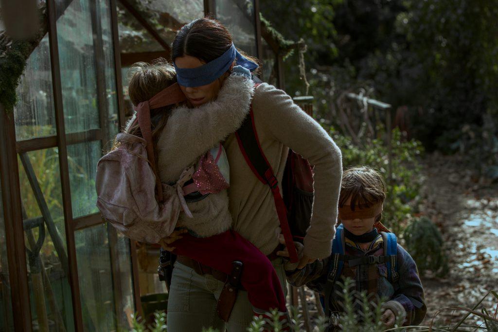 Frauen und Kinder zuerst! © Netflix