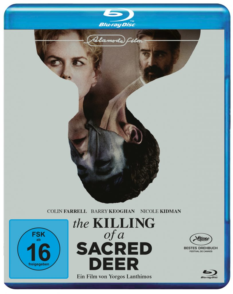 """The Killing of a Sacred Deer"" - ab 04. Mai 2018 auf DVD und Bluray ©Alamode Film"