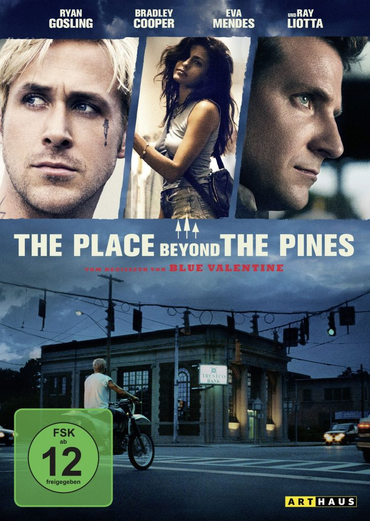 Offizielles Cover von The Place Beyond The Pines © STUDIOCANAL