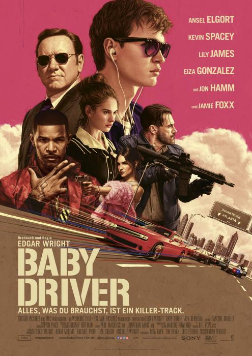 """Cover von """"Baby Driver"""""""