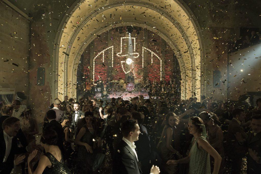 Einer der Schauplätze in Babylon Berlin ist der große Nachtclub Moka Efti © Universum Film Home Entertainment