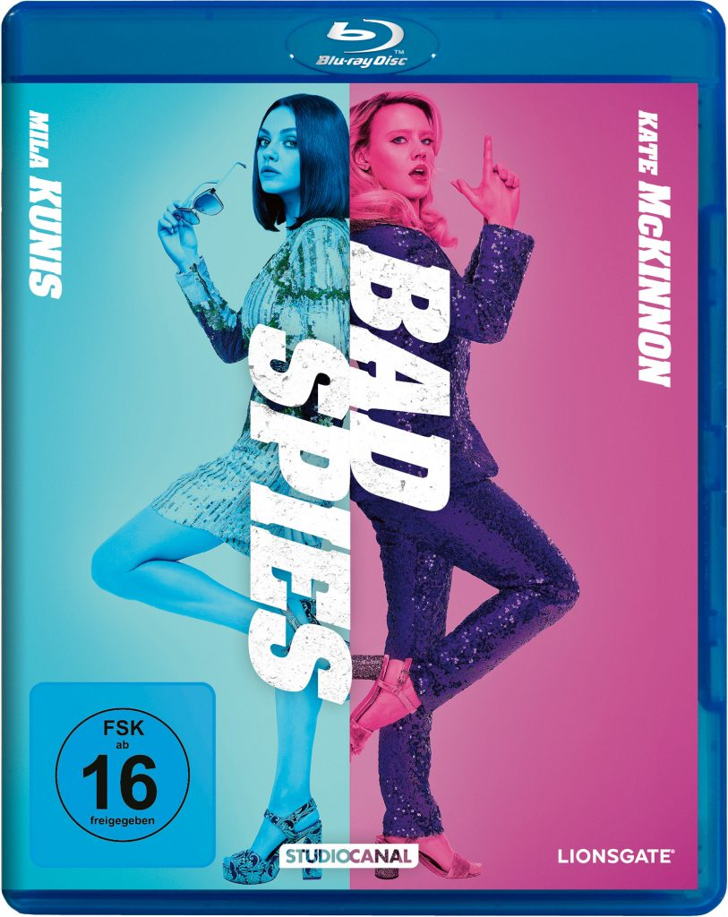 Cover zu Bad Spies © StudioCanal