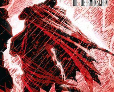 Batman-Die Übermenschen; Alle Rechte liegen bei Paninicomics