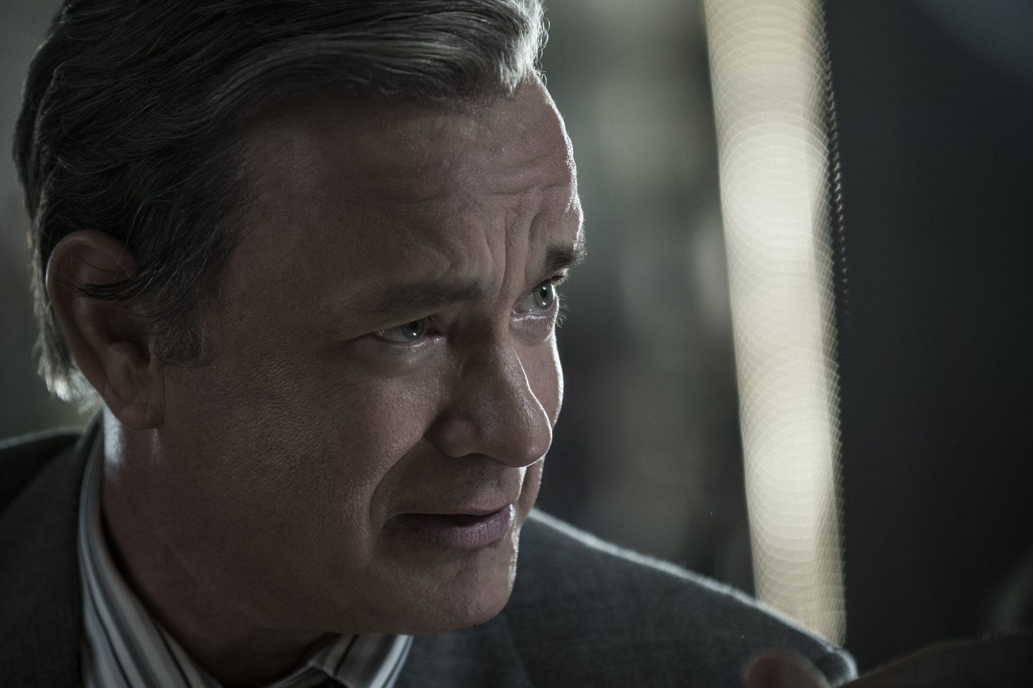 Ben Bradlee (Tom Hanks)