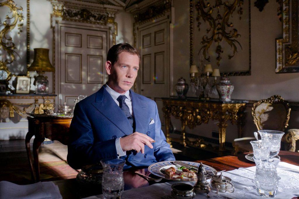 Ben Mendelsohn als King George VI - Die dunkelste Stunde © Universal Pictures