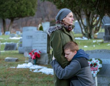Julia Roberts und Lucas Hedges in Ben is Back. © Tobis Film