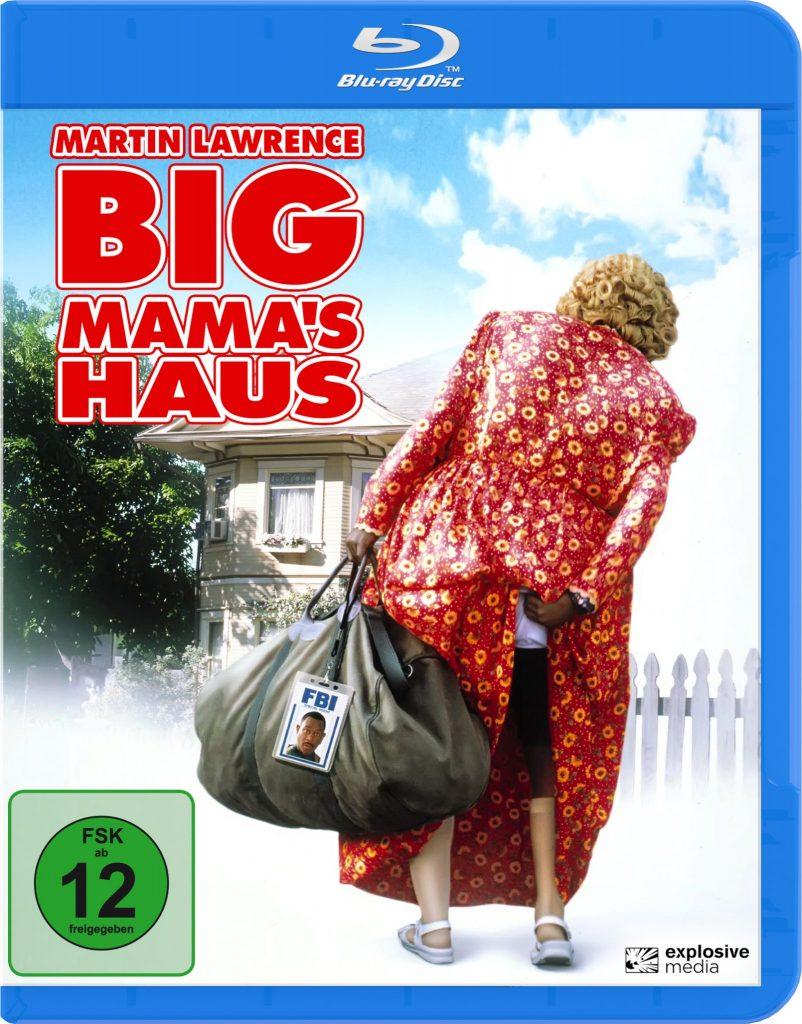 Das Blu-ray Cover von Big Mamas Haus. © Koch Films
