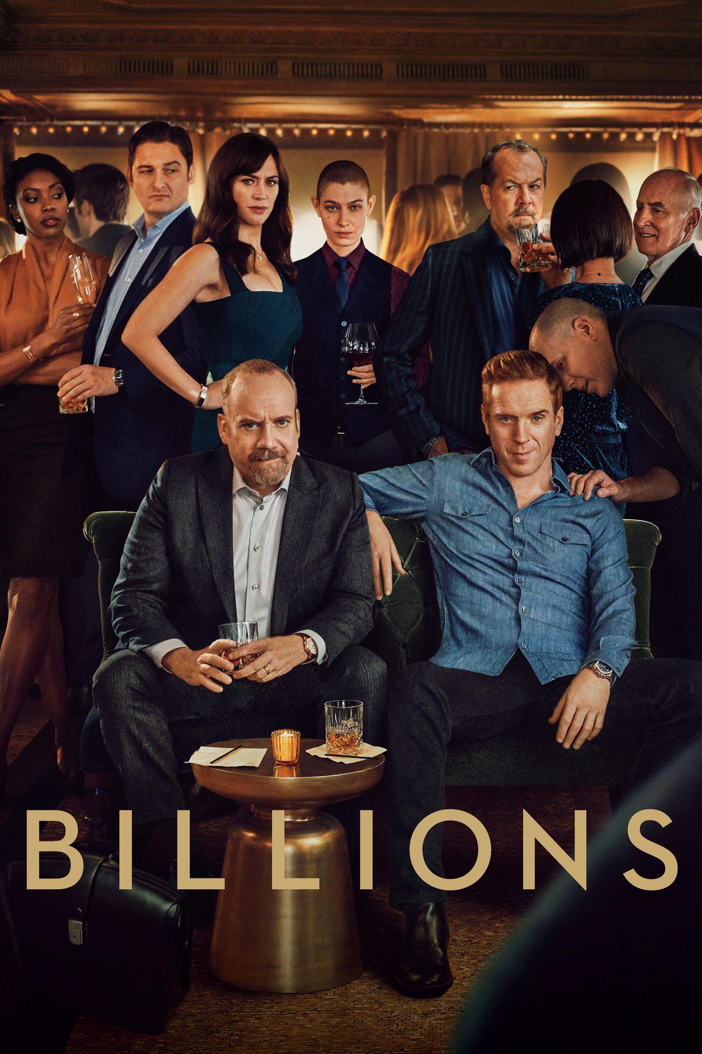 Serien 2020 - Neue Staffeln: Billions