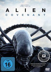 Das Alien aus Alien: Covenant