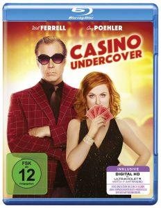 Bluray-Cover von Casino Undercover