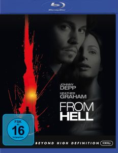 Bluray-Cover von From Hell