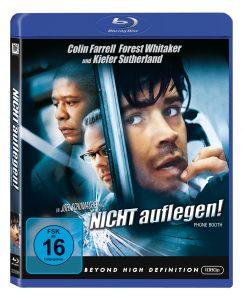 Bluray-Cover von Nicht auflegen! von 2007