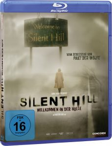 Bluray-Cover von Silent Hill von 2006