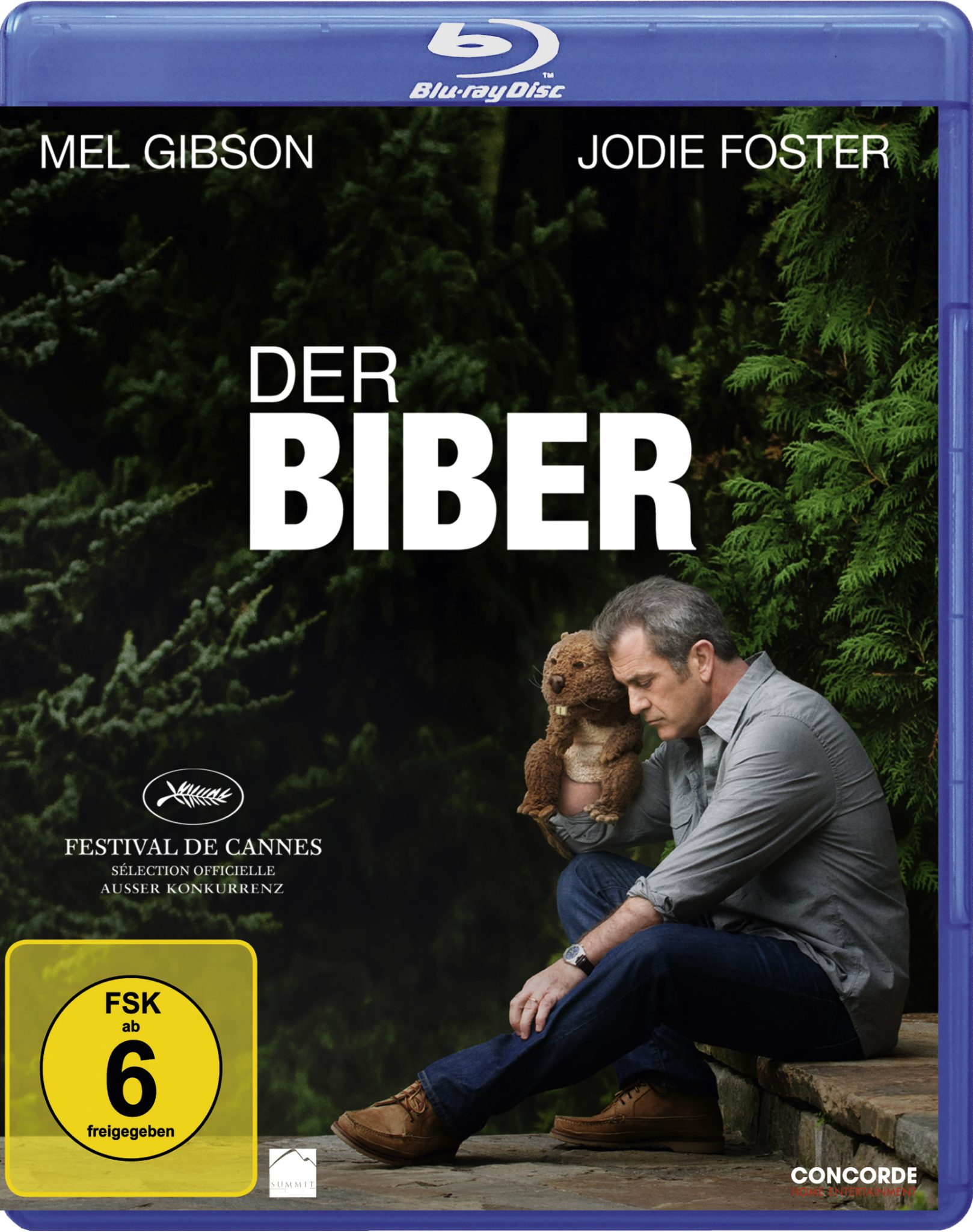 Bluray-Cover zu Der Biber