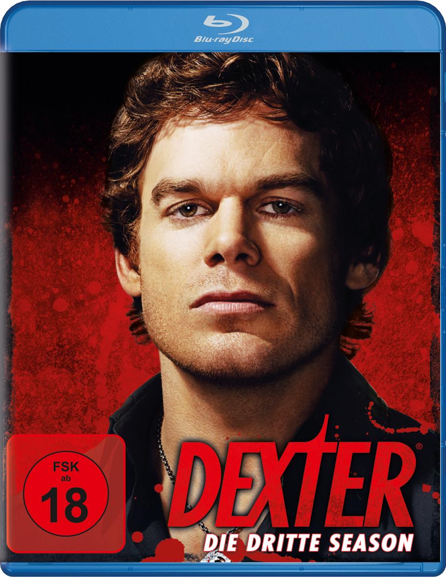 Bluray-Cover zu Dexter