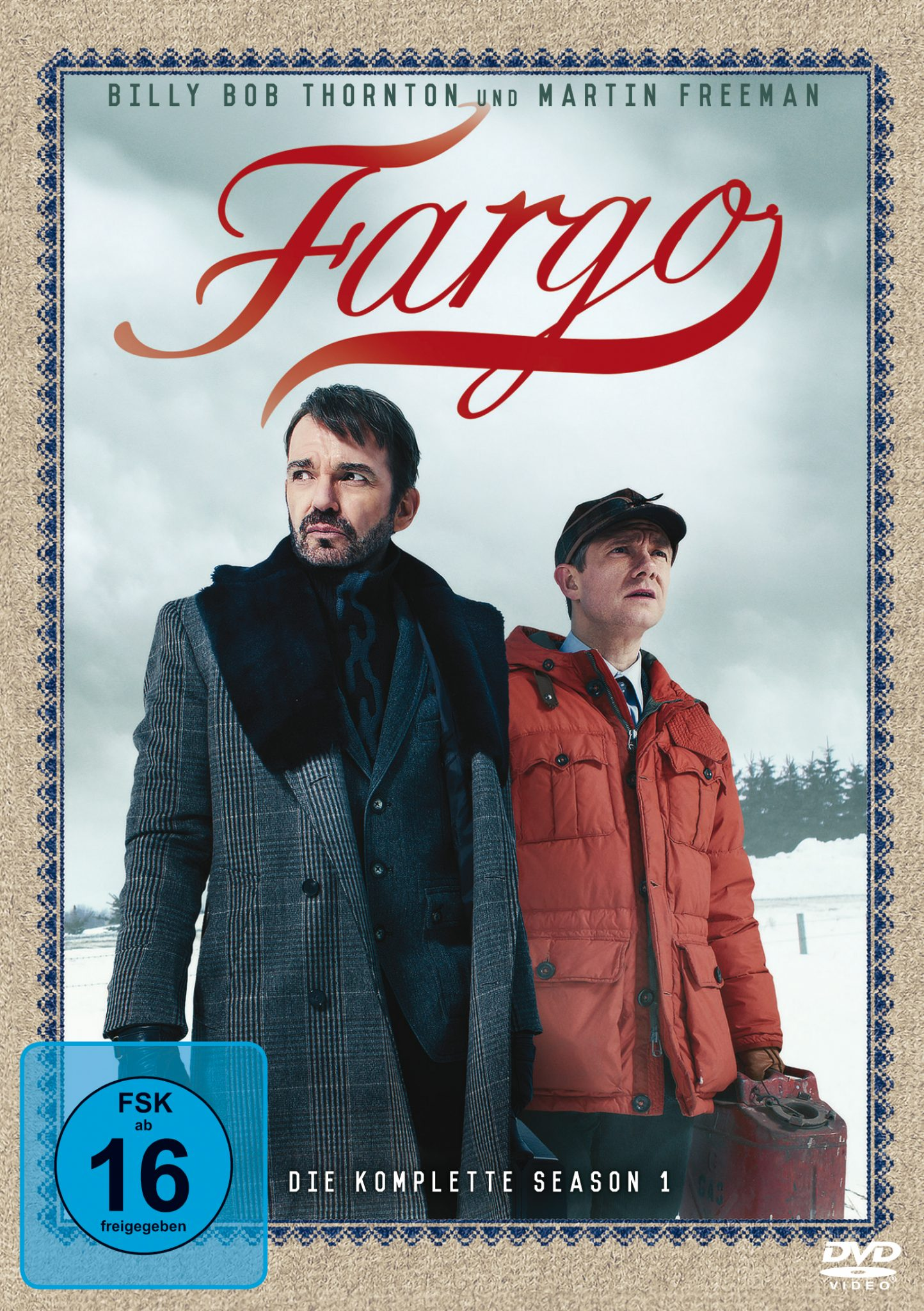 Bluray-Cover zu Fargo - Staffel 1