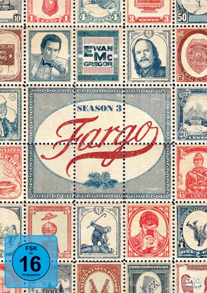 Bluray-Cover zu Fargo - Staffel 3