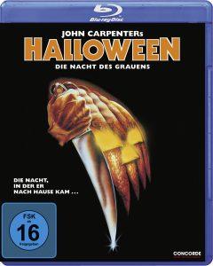Bluray-Cover zu Halloween - Die Nacht des Grauens von 1978